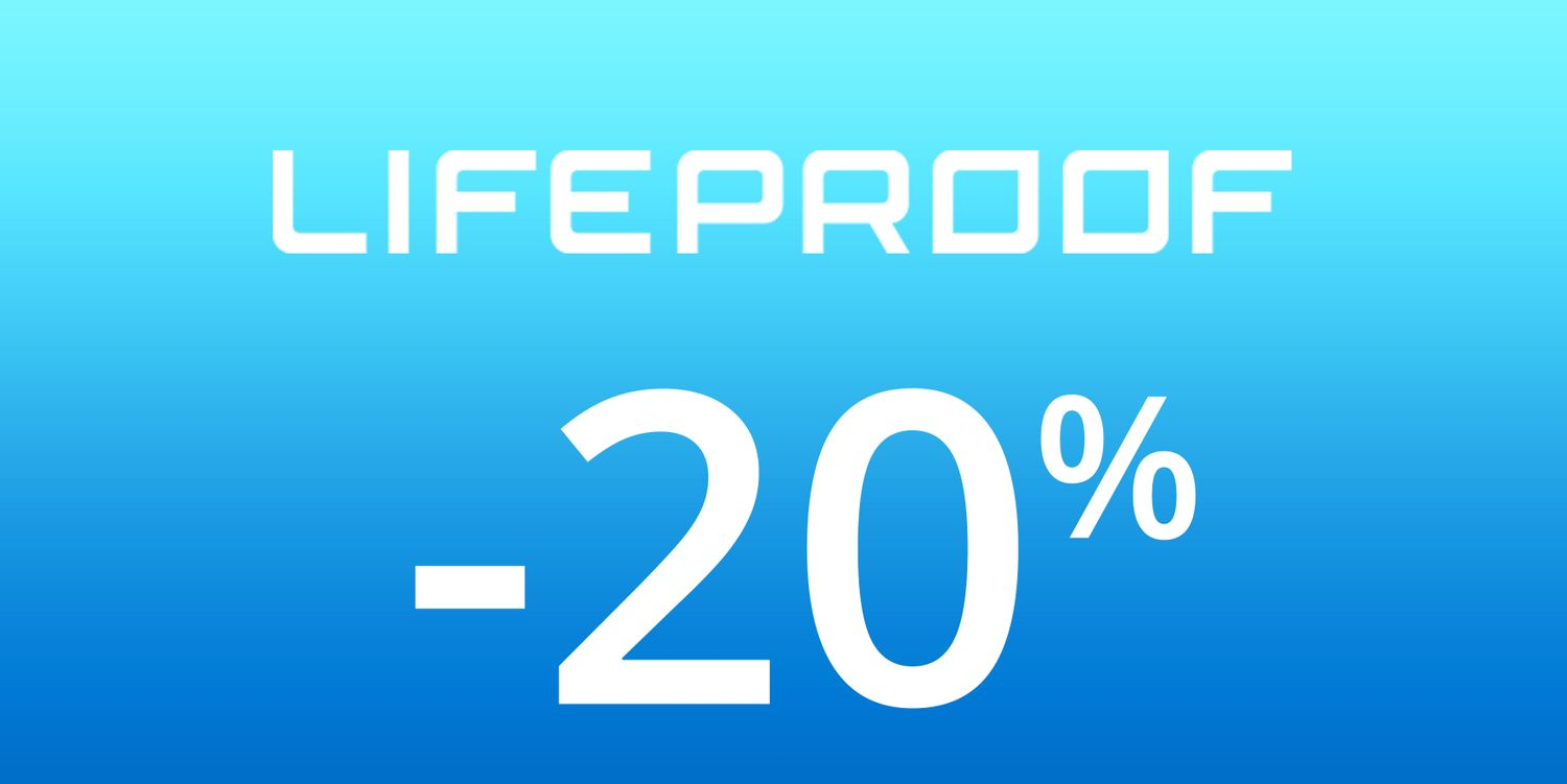 Fundas LifeProof al -20%